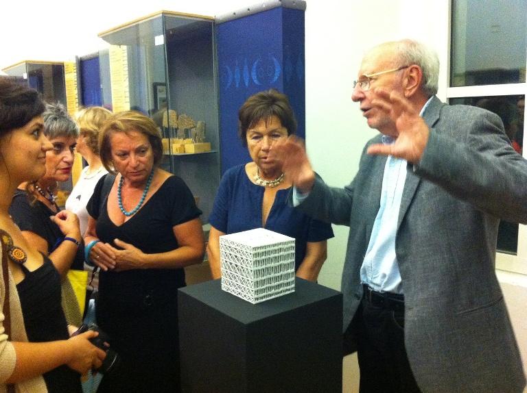 """""""Il sapere della forma"""": l'1 ottobre finissage a Penne"""