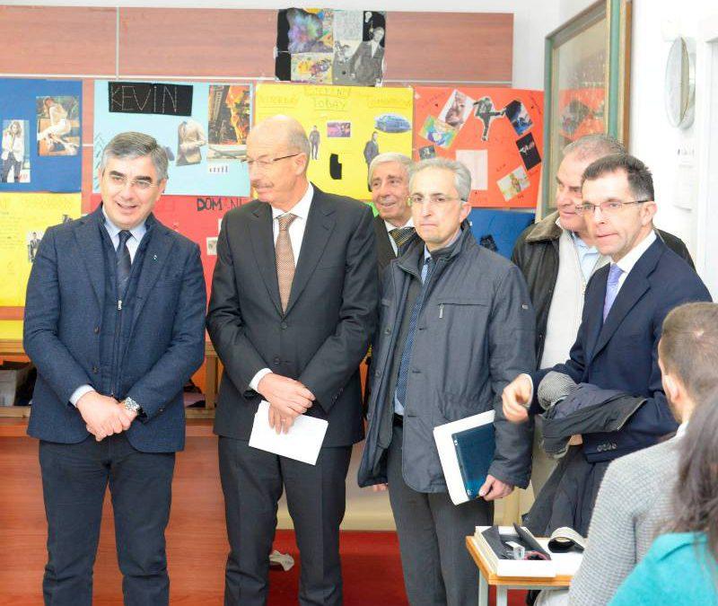 Comunali di Penne: Luciano D'Alfonso richiama alle armi Paolo Fornarola