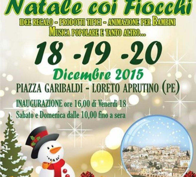 A Loreto anche quest'anno il mercatino di Natale