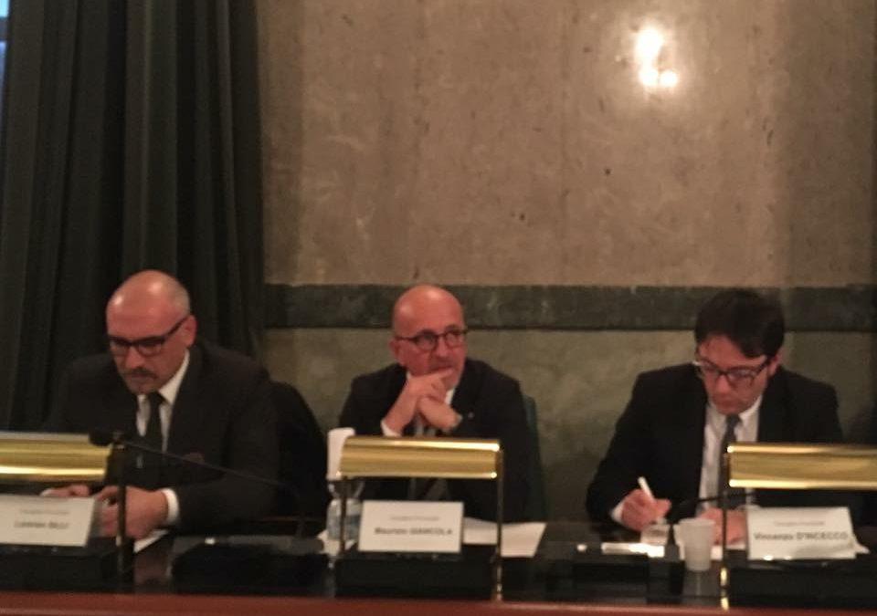 """Forze di Libertà:""""Un avviso di garanzia, per la tragedia di Rigopiano, non è un atto di colpevolezza. Resta comunque l'incapacità del Pd di amministrare la Provincia di Pescara"""