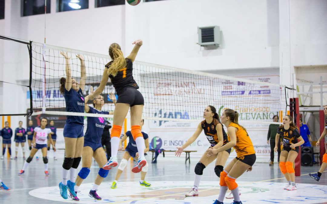 VOLLEY CITTA' SANT'ANGELO LANCIATA VERSO I PLAY OFF