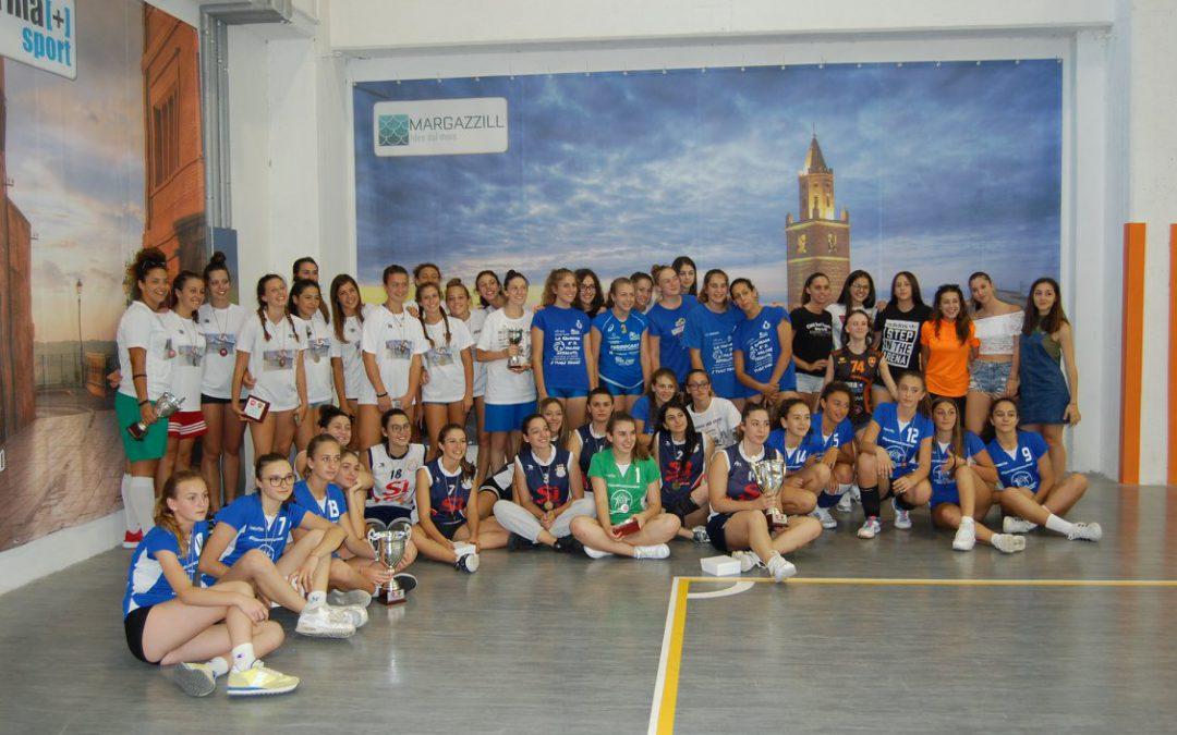 A Città Sant'Angelo il VIC2018, torneo giovanile femminile under 16