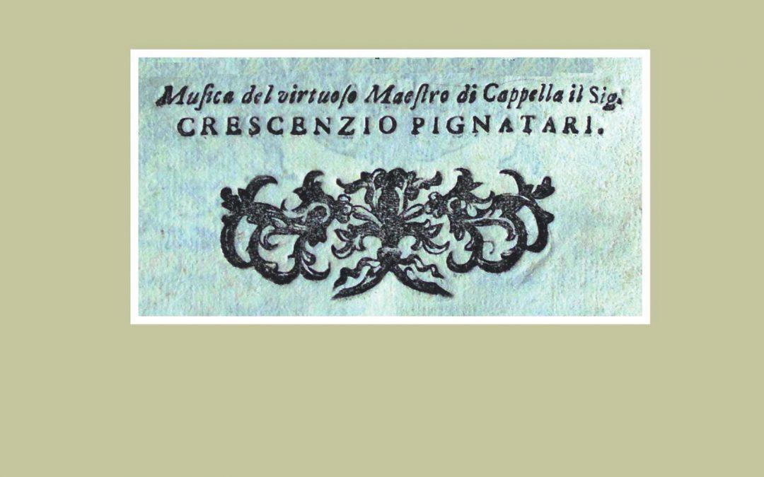 Pignatari: musicista pianellese del 1700