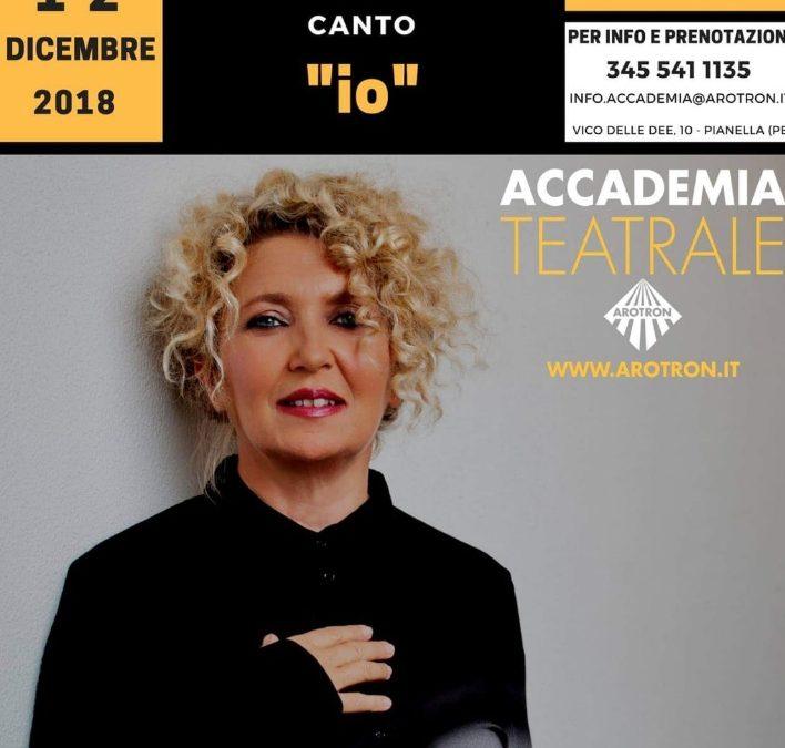 Pianella sabato 1 e domenica 2 master class di canto con Rossana Casale