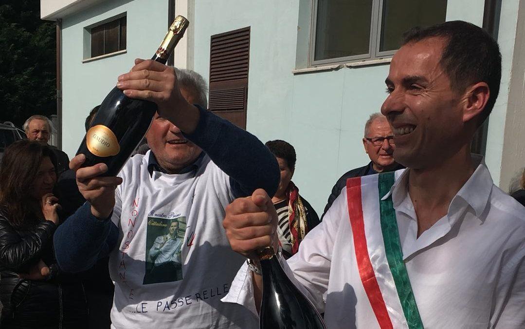 """Rosciano: vince, per la terza volta consecutiva, la lista civica """"Rosciano Unita"""""""
