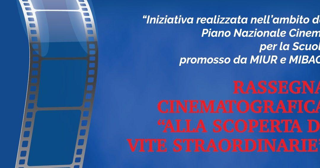 """PIANELLA: CONTINUA LA RASSEGNA CINEMATOGRAFICA """"ALLA SCOPERTA DI VITE STRAORDINARIE"""""""