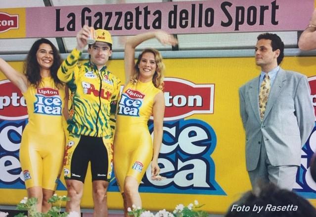 QUEL GIORNO DEL '94 Il giro arrivò a Loreto. Vinse Bugno, il ricordo dell'allora sindaco Di Zio