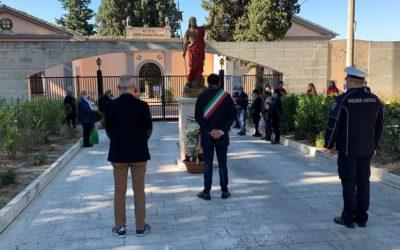 Città Sant'Angelo: omaggio alle vittime del covid19
