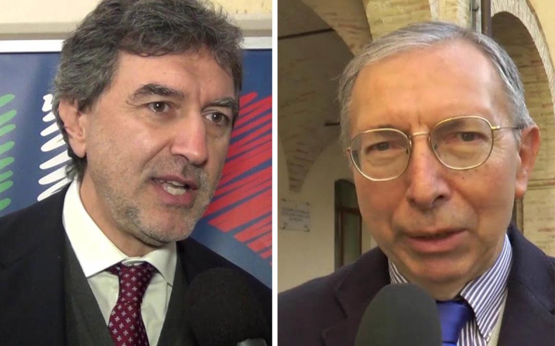 MARSILIO CORRE A PENNE MERCOLEDI'Alta tensione politica, Semproni minaccia gesti clamorosi