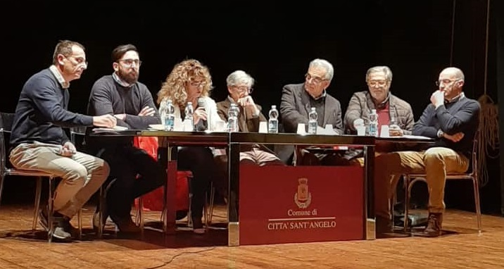 ITALIA NOSTRA PER CITTÀ SANT'ANGELO  Idee nuove per un nuovo centro storico