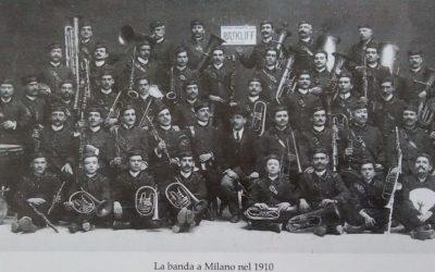 PIANELLA – ELISEO DE BERARDINIS:  DA GIOVANE MUSICISTA A LEGIONARIO FIUMANO