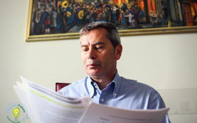 PIANELLA:  MARINELLI DI FRONTE AL PREFETTO  Chieste spiegazioni al sindaco per la presenza di Faieta all'interno degli uffici comunali