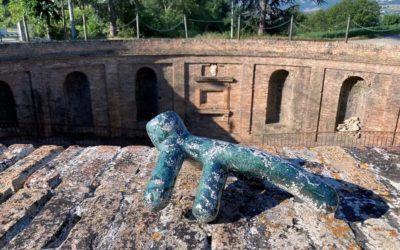 PENNE: LA SCULTURA NON E' FERMA Costantini così fa girare le sue opere