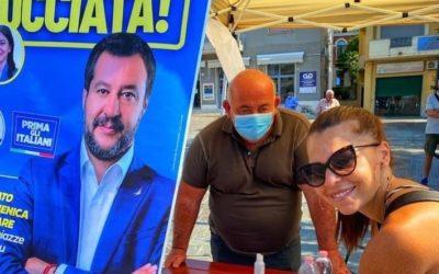 LA LEGA ALLA CONQUISTA DI LORETO APRUTINOUfficializzata l'adesione di Lorenzo Chiappini al progetto Lega Abruzzo. Si apre un varco nella coalizione storica della sinistra lauretana