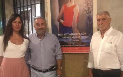 "CITTÀ SANT'ANGELO: ""FRAMMENTI D'ISTANTI"", PERSONALE DI BRUNO SCHIAVONE"