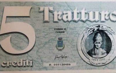 """ABREX, LA STAMPA: ABRUZZO, NASCE LA MONETA """"ACCHIAPPA-TURISTI"""" Si chiama Traturro, l'iniziativa è del Comune di Ovindoli. Ogni «pezzo» varrà 5 euro e sarà consegnato a chi farà una spesa minima di 50 euro"""