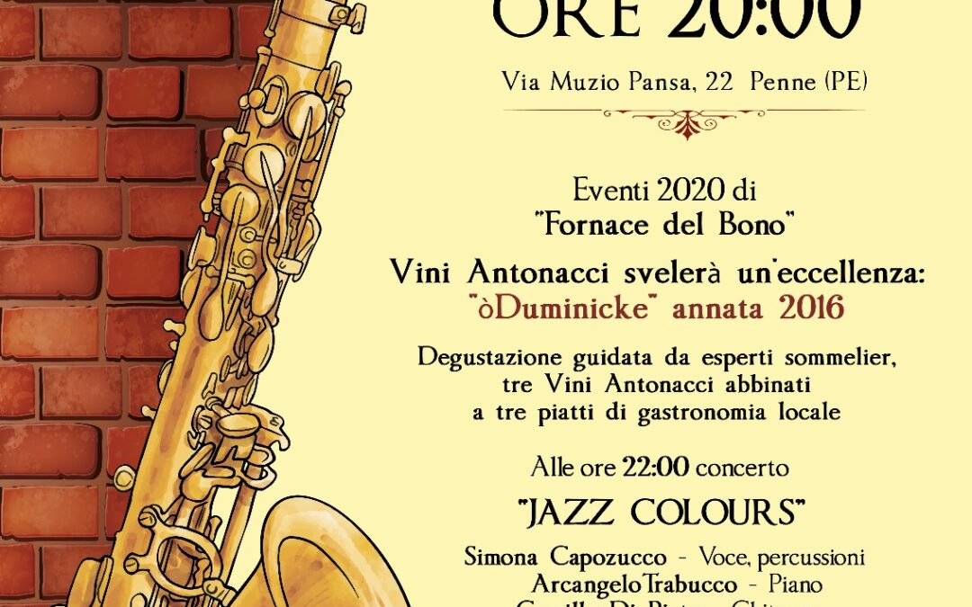 A PENNE ART, FOOD&JAZZ