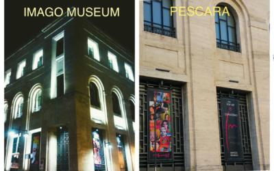 GRAZIE ALLA FONDAZIONE PESCARA- ABRUZZO TORNEREMO AD ABBRACCIARE L'ARTE ALL'IMAGO MUSEUM  Intanto è stata rinviata, causa Covid, l'inaugurazione della mostra su Andy Warhol e Mario Schifano