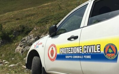 """PENNE: BILANCIO ANNUALE DELLA """"PROTEZIONE CIVILE VESTINA"""" Il Presidente Antonio Petrucci ringrazia associazioni e privati per le erogazioni liberali e solidali"""
