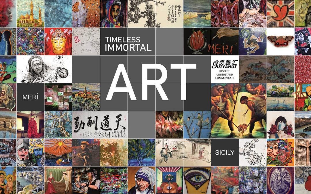 TERRITORIO NAZIONALE: TIMELESS IMMORTAL ART, PROGETTO DI MUSEO A CIELO APERTO