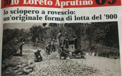 LORETO APRUTINO: 12 FEBBRAIO 1950…E FU LO SCIOPERO A ROVESCIO