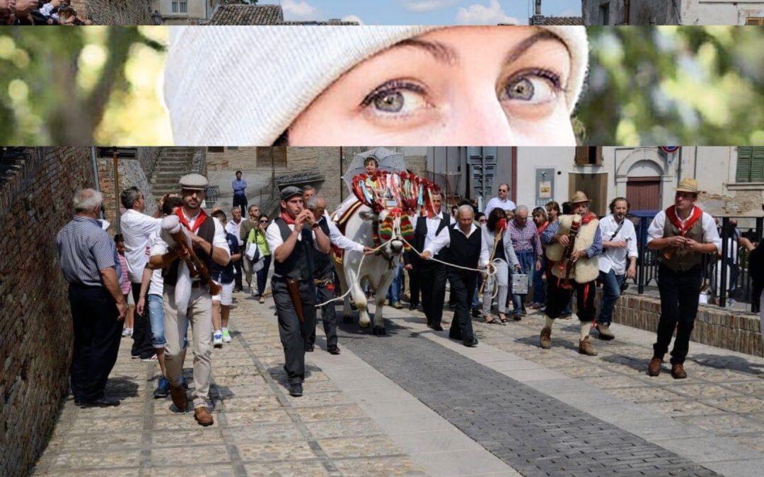 LORETO APRUTINO: QUANTO MI MANCA SAN ZOPITO!  Mentre si sta organizzando l'edizione 2021 per i festeggiamenti del patrono, Giorgia Di Remigio, da Copenaghen, ci racconta la sua nostalgia