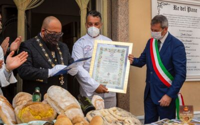 Pianella: il cavaliere e critico enogastronomico italiano Michele Cutro conquista i pianellesi
