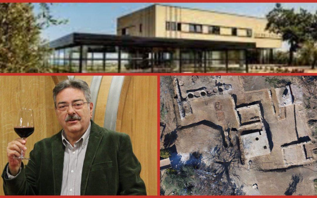 ABRUZZO: INAUGURAZIONE A TOLLO  DELLA NUOVA SEDE DI FEUDO ANTICO  Sabato 10 luglio, archeologia ed enologia per valorizzare il territorio