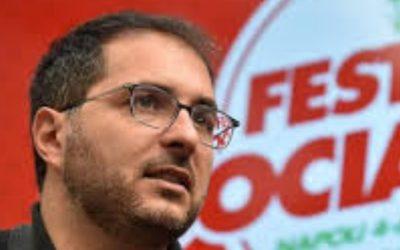 SPOLTORE: ENZO MARAIO PRESENTE AL CONGRESSO DEL 9 LUGLIO