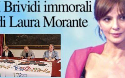 SPOLTORE: TRA LE STELLE DELLA XXXIX EDIZIONE DI SPOLTORE ENSEMBLE  Si parte il 17 agosto con Laura Morante