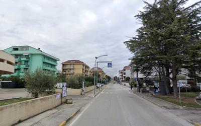 RIQUALIFICAZIONE DI VIA SALARA  Approvato il progetto che darà un nuovo volto ad una delle vie più frequentate di Città Sant'Angelo