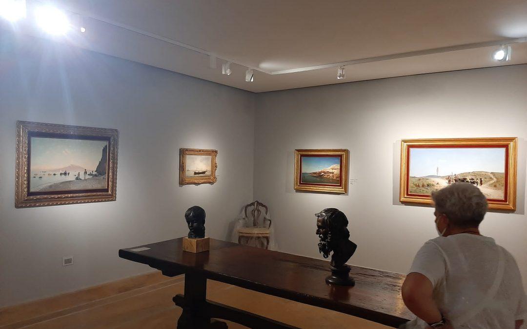 PESCARA:DA OGGI IL MUSEO DELL'OTTOCENTO DI VENCESLAO DI PERSIO  Alle 17.00 Stefano Papetti e Vittorio Sgarbi all'Aurum