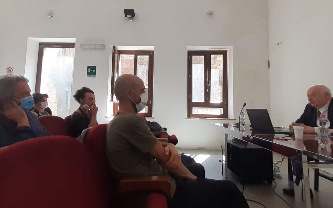 Riparte da Città Sant'Angelo l'attività dell'Accademia di Belle Arti dell'Aquila con un progetto didattico di inedita forza sperimentale
