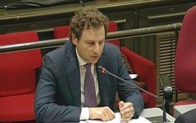 FARINDOLA: DAL PD ALLA LEGA, TUTTI PER NON CHIUDERE LA FILIALE DELLA BANCA  Antonio Zennaro porta il caso alla Camera dei deputati