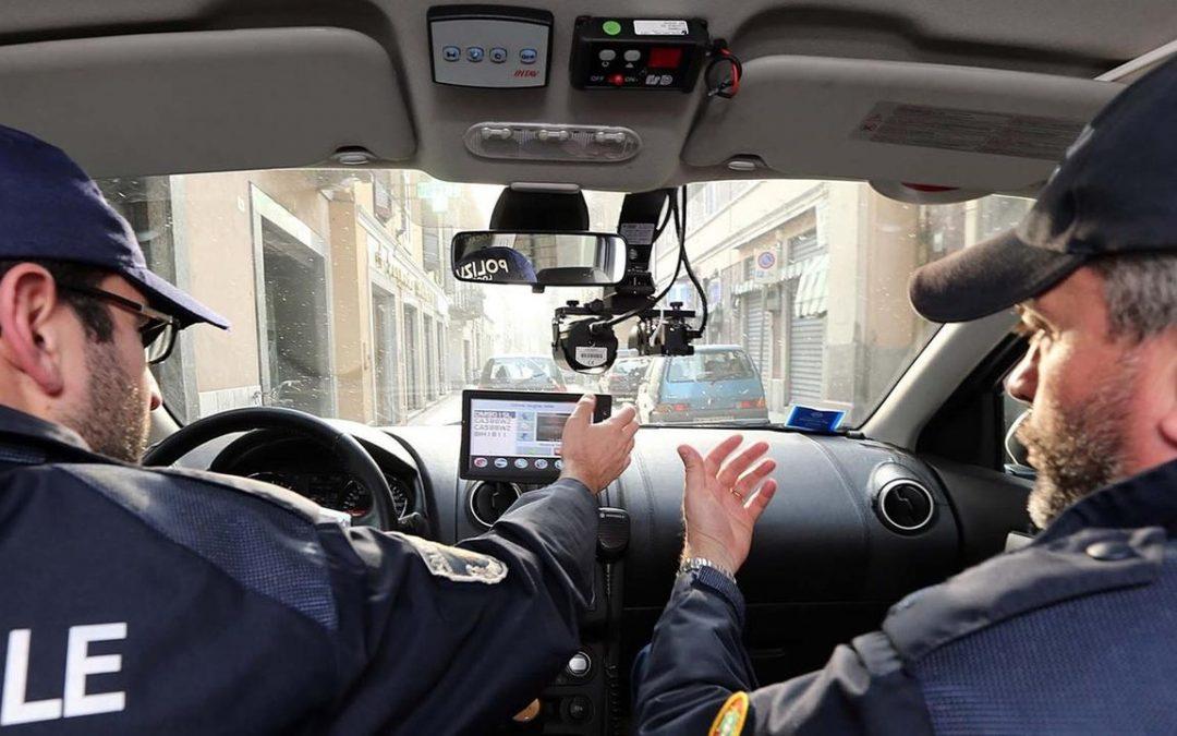 PESCARA E AREA VESTINA: TEMPI DURI PER GLI AUTOMOBILISTI CONTRAVVENTORI  Dal 4 ottobre parte il servizio di Scout Speed